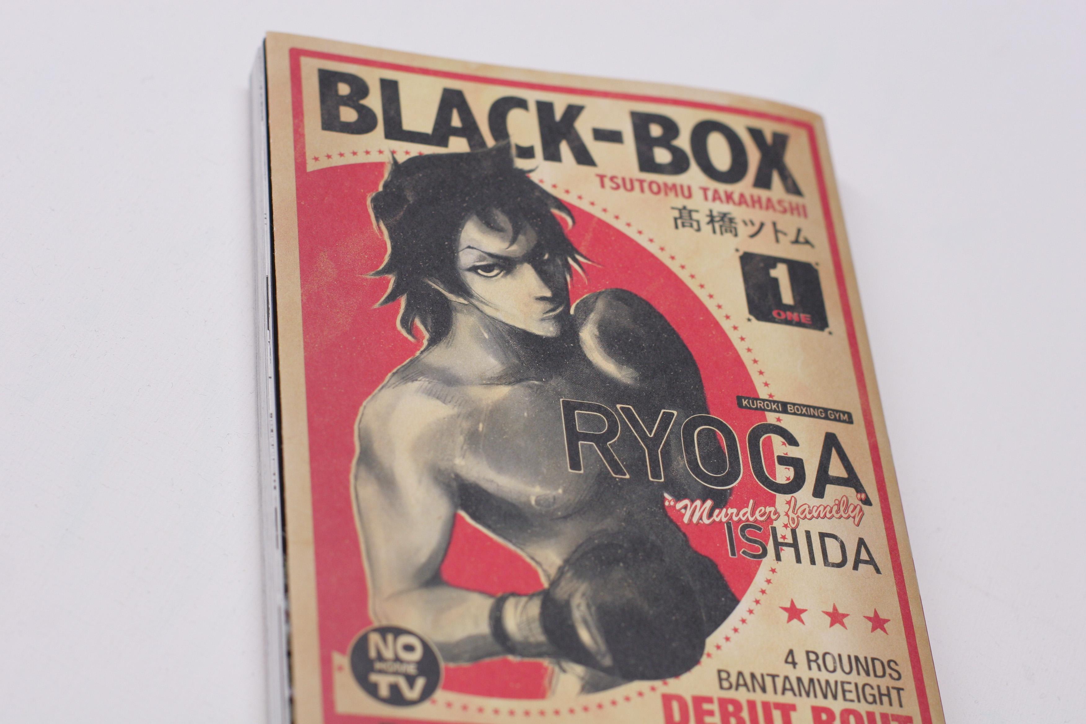 BLAC-BOX/Tsutomu Takahashi